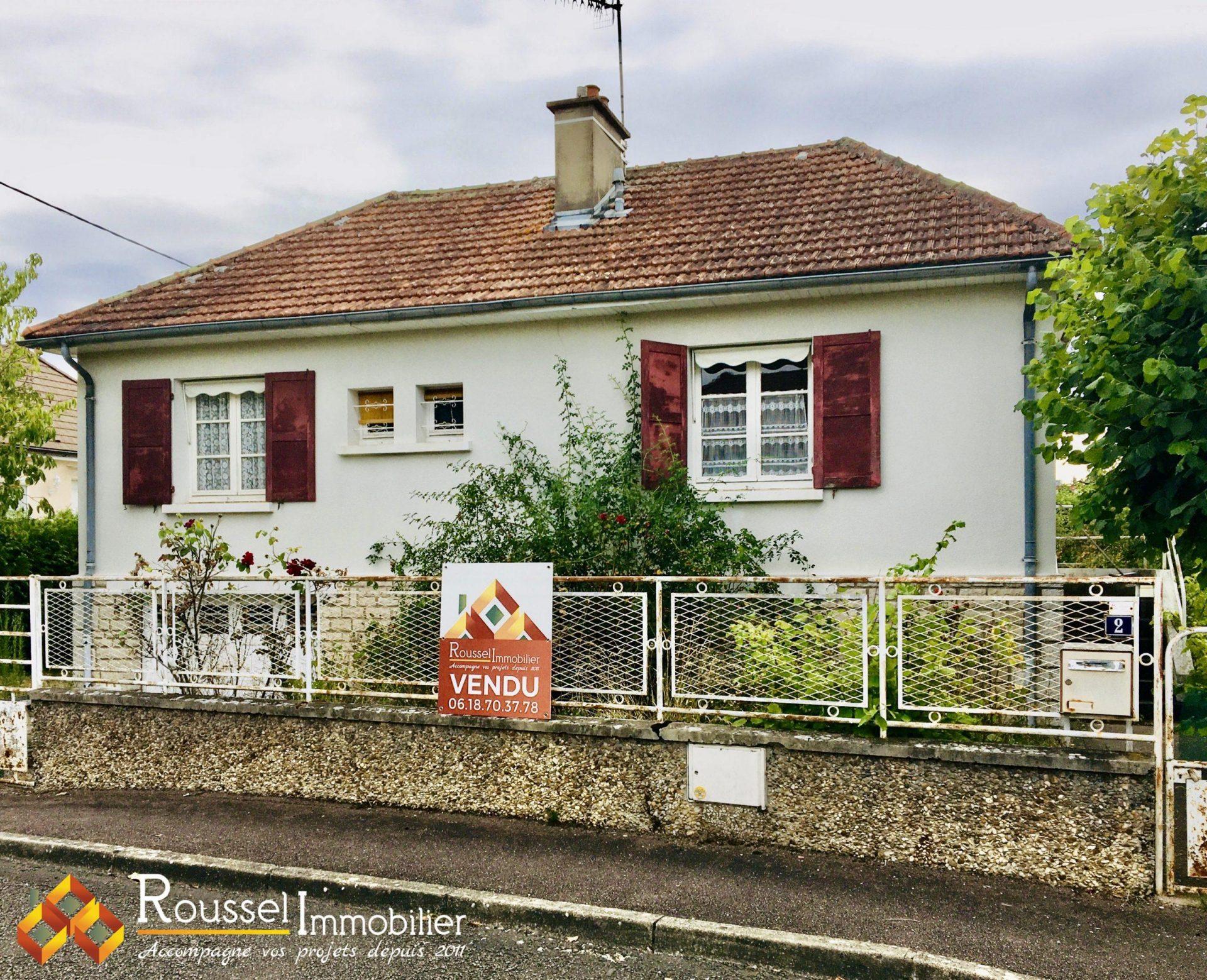 Quartier Vignes Rouges - à rénover - idéal première acquisition